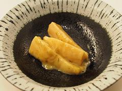 タケノコの酢味噌和え