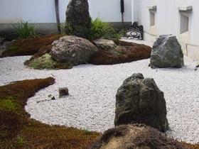 南禅寺の枯山水