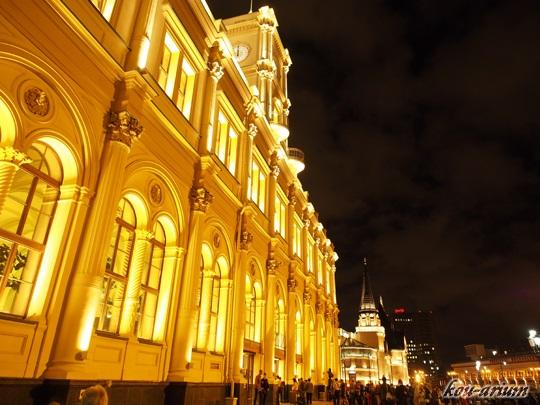 レニングラーツキー駅