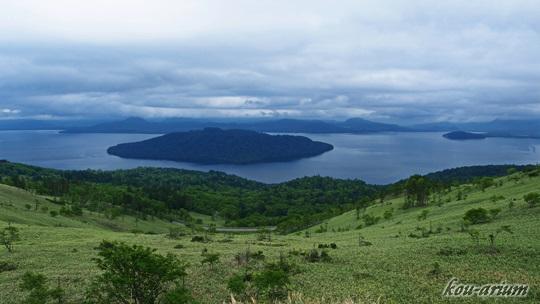 美幌峠展望台からの眺め