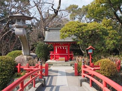 三嶋大社の厳島神社