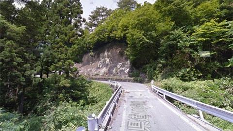 県道109号線