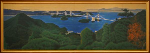 天かける白い橋 瀬戸内しまなみ海道