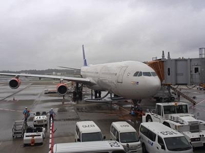 スカンジナビア航空機