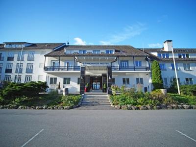 グドヴァンゲンのブラカネスホテル
